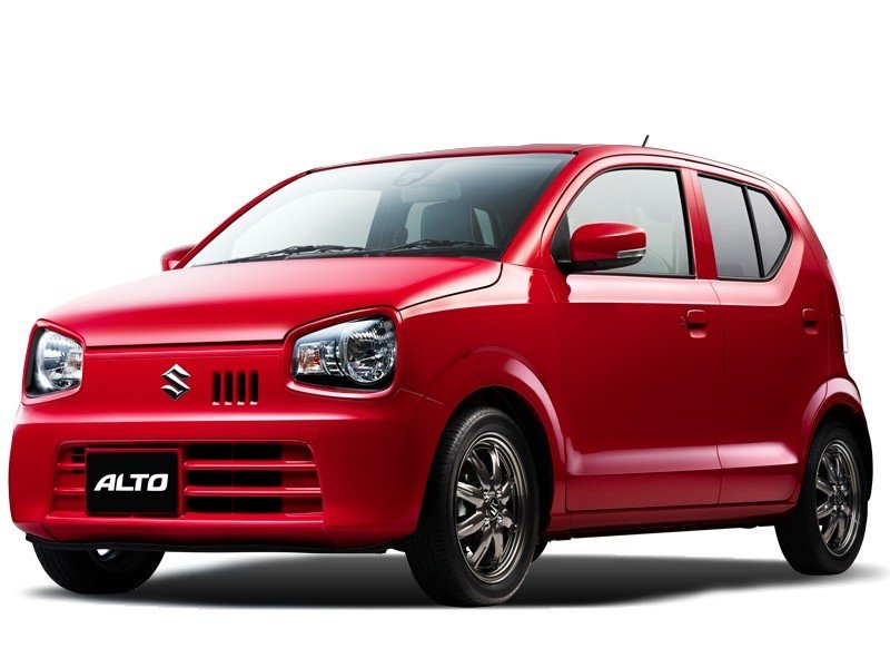 New 2016 Suzuki Alto Arrival in Pakistan