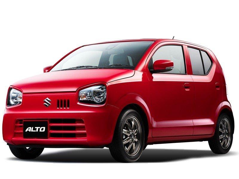 New 2016 Suzuki Alto Arrival in Pakistan