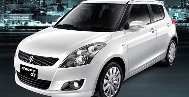 Suzuki Swift GS 2016