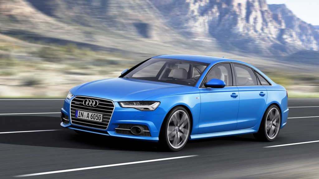 download Audi A6 2016 Wallpapers and Backgrounds