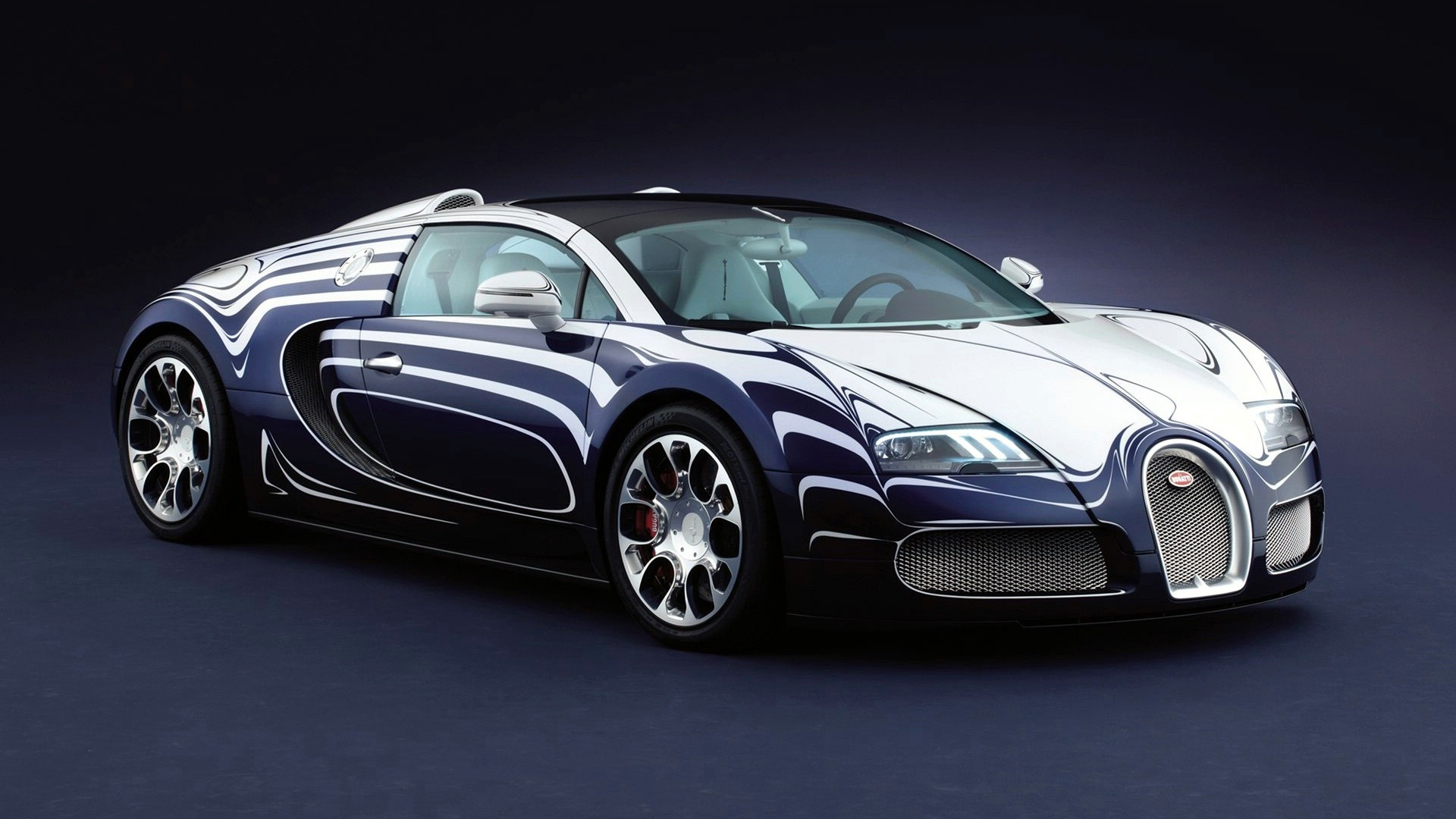 download Bugatti Veyron Grand Car