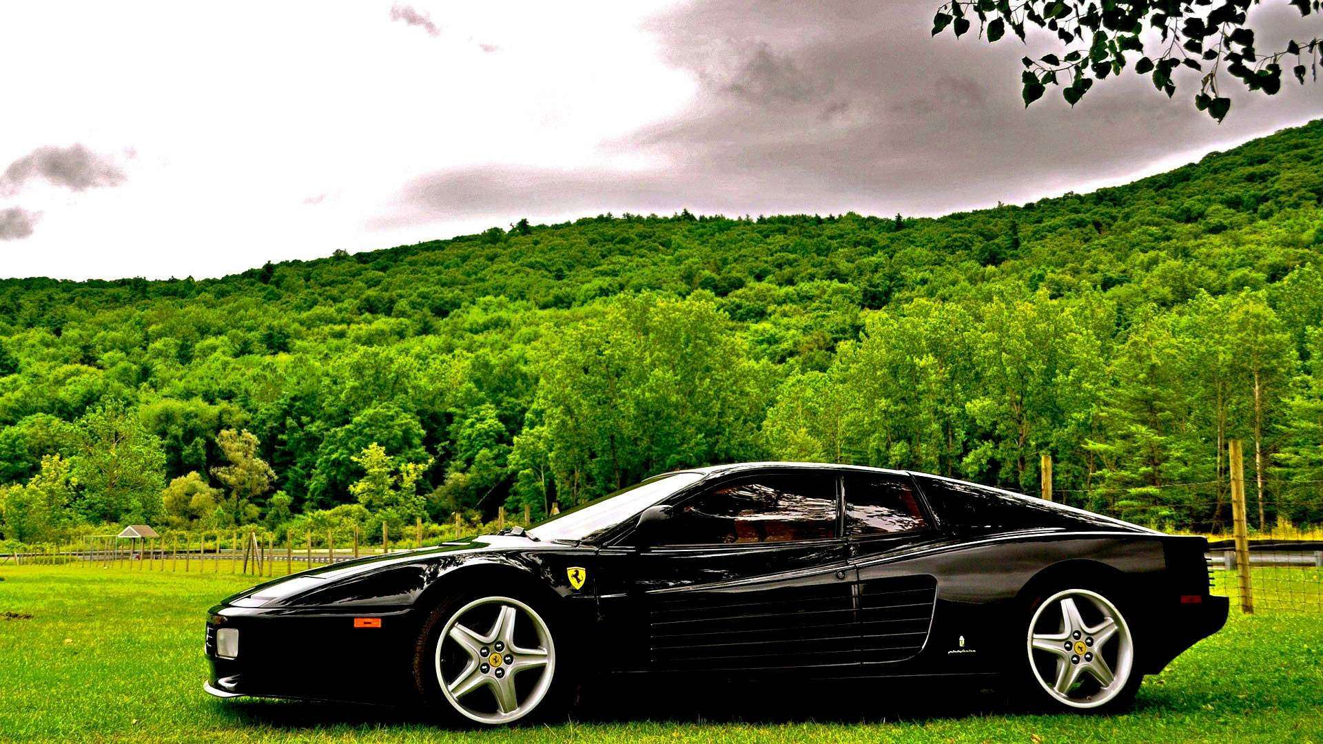 download Ferrari Car Wallpaper