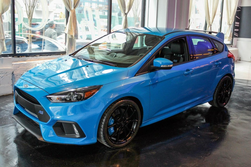 download Ford Focus RS-2016