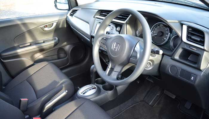Interior Dashboard Honda BRV 2016