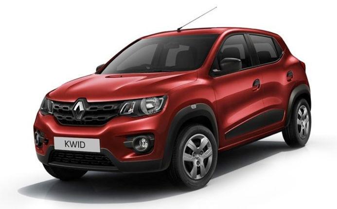 Renault Kwid AMT-1