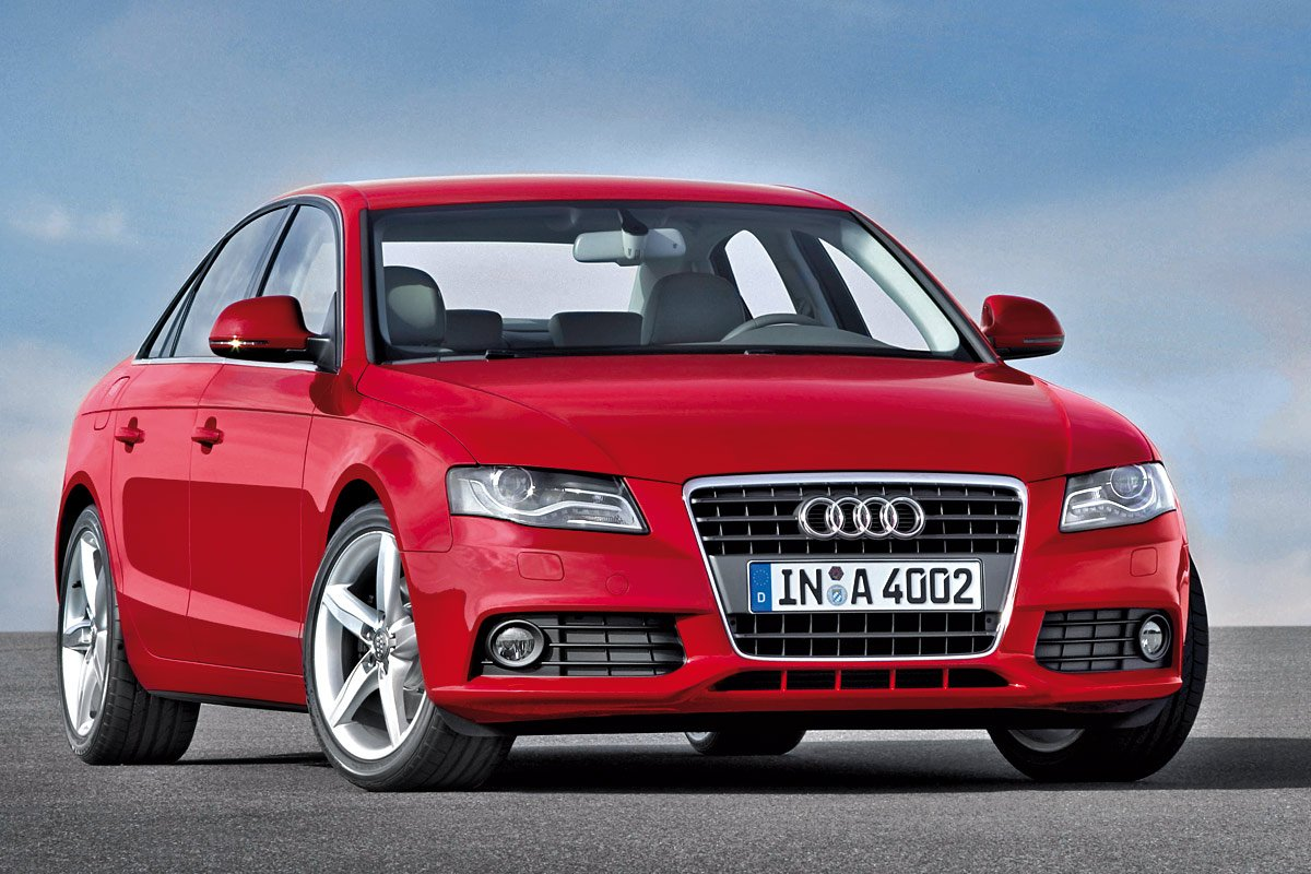 Ordinaire New Audi A4 Car Price In India