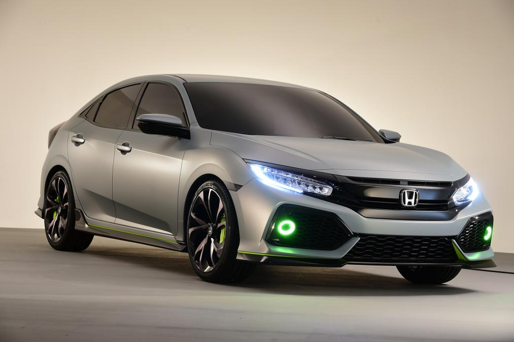 new 2017 honda civic car details