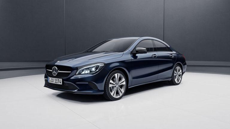 2017 CLA COUPE FUTURE CAR
