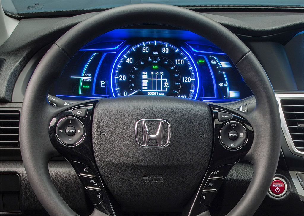Honda-Accord-Hybrid-Interior