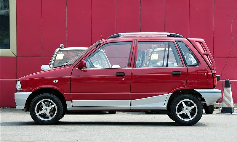 China Car Replacing suzuki Mehran Car in Pakistan-5