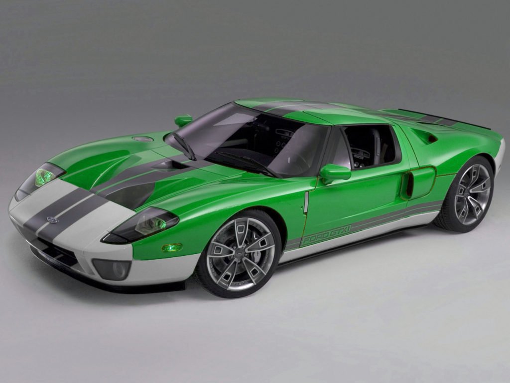 Ford-GTX1 Roadster Pakistan Flag Azadi Mubarak-14th of August