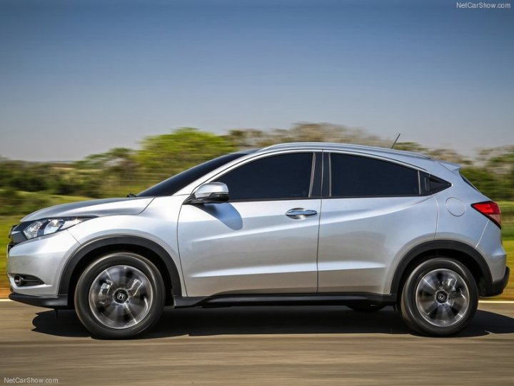Honda-HR-V-2017 Coming Soon in India