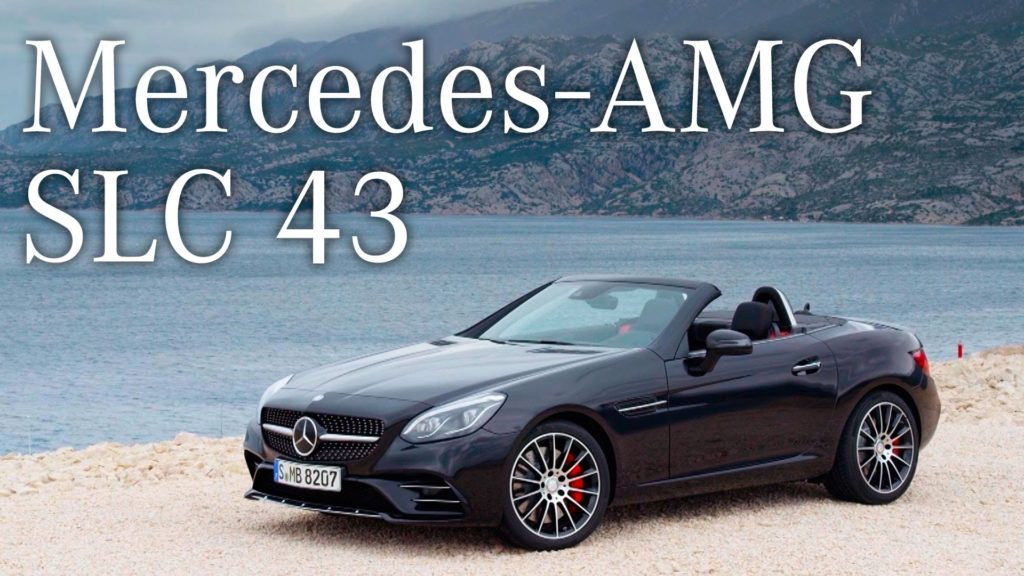 Mercedes-AMG SLC 43-Release-date