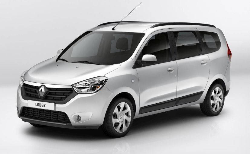 Renault Lodgy 2016 Picture