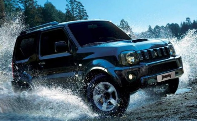 Suzuki Jimny Latest-2017 Model