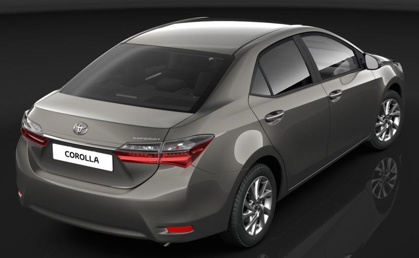 2017 Toyota Corolla Upcoming Model