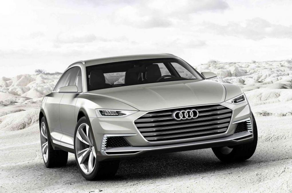 Audi A6 UK 2017 Upcoming Model