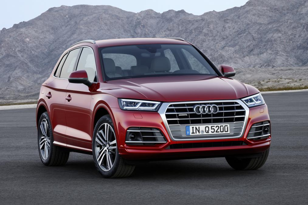audi q5 2017-Upcoming Uk
