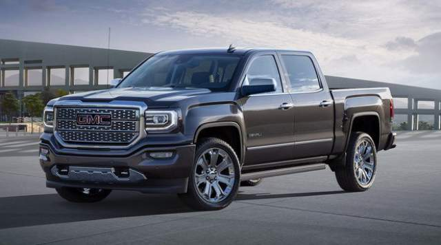 2017-GMC-Sierra-Denali-Ultimate-Front-Wallpapers