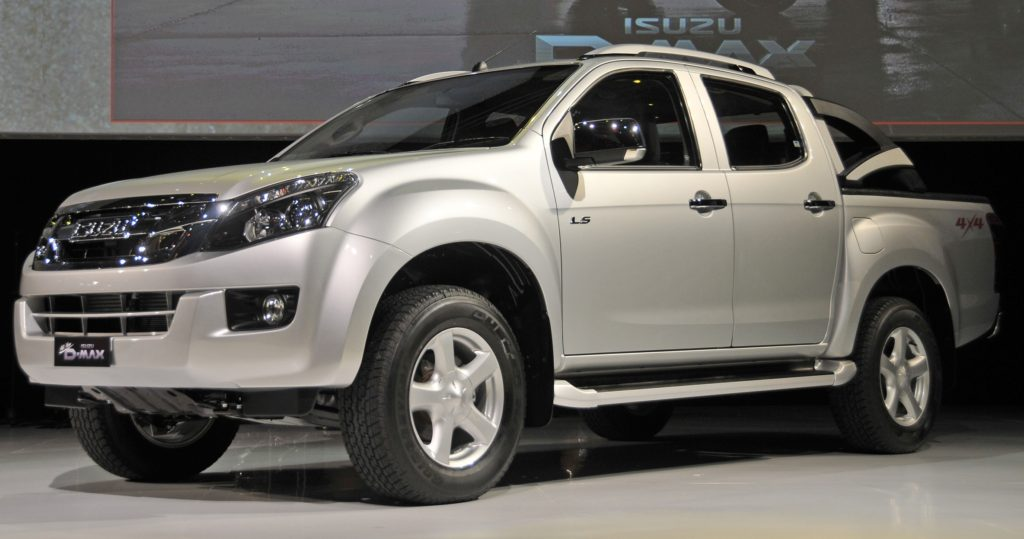 2017-Isuzu-D-Max-Best-Truck-Wallpapers