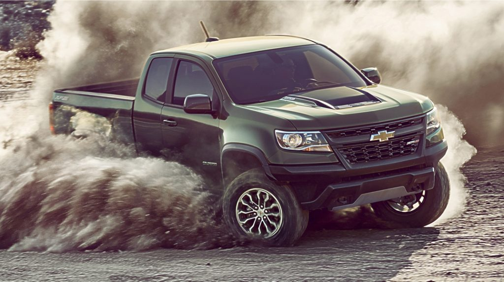 2017-chevrolet-colorado-Truck-Wallpapers