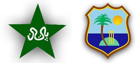 Pakistan Vs West Indies Cricket Series 2017