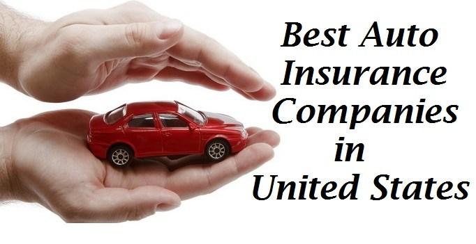 Auto Insurance Companies USA Latest 2017 My Site