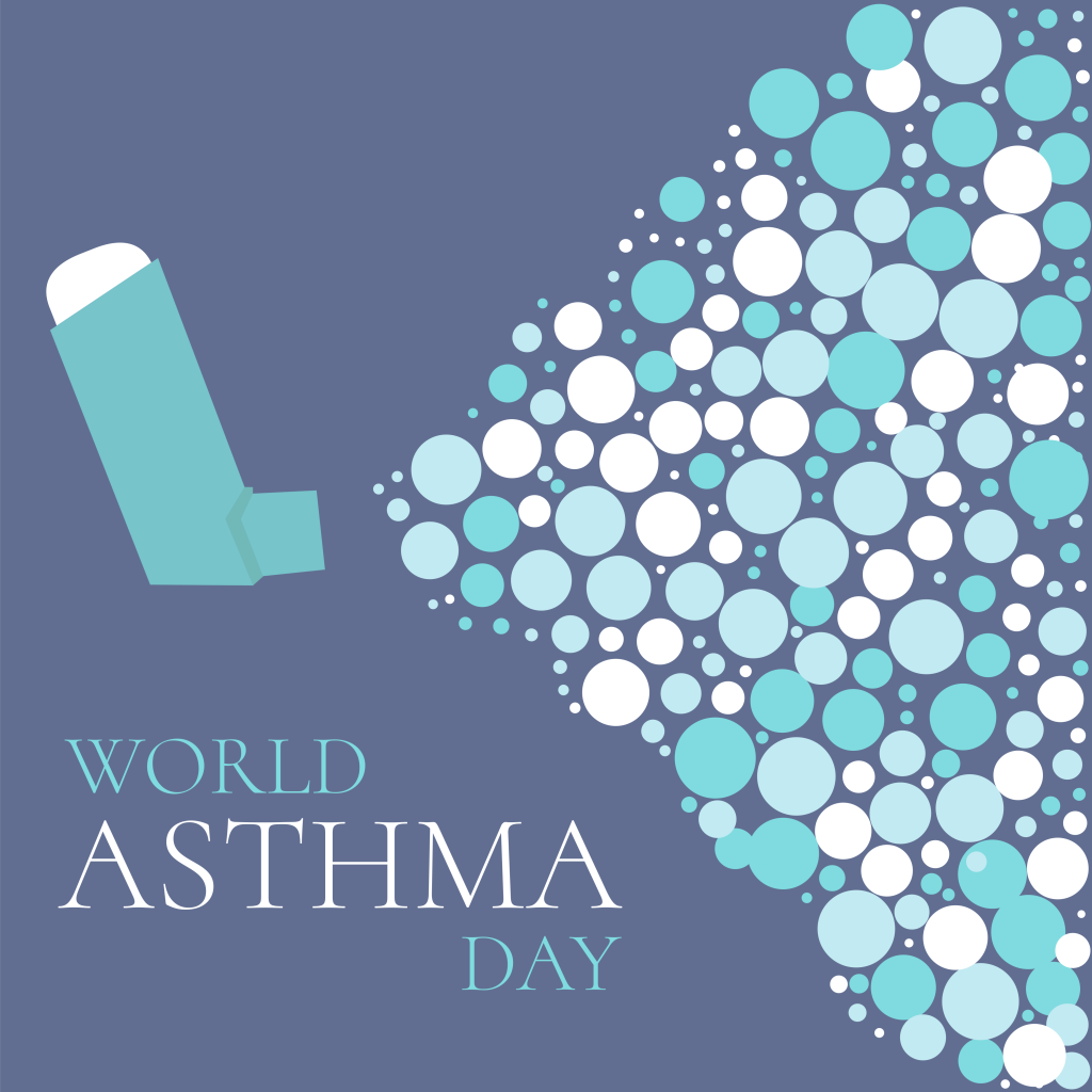 what is asthma Asthma is a common long-term inflammatory disease of the airways of the lungs it is characterized by variable and recurring symptoms, reversible airflow obstruction, and bronchospasm symptoms include episodes of wheezing, coughing, chest tightness, and shortness of breath these episodes may occur a few times a.