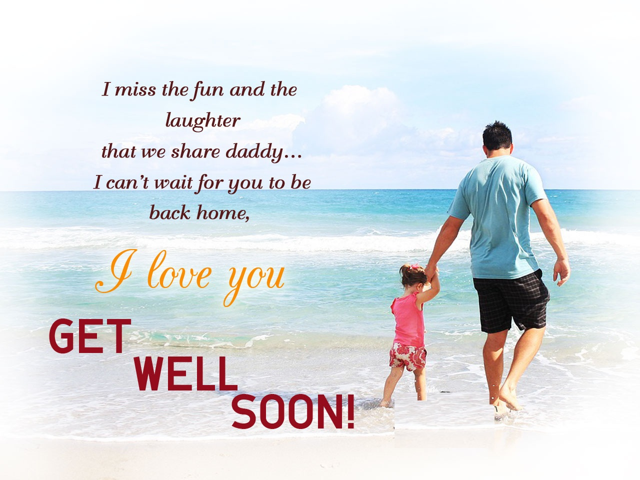 Get Well Soon Daddy Quotes Amp Images My Site