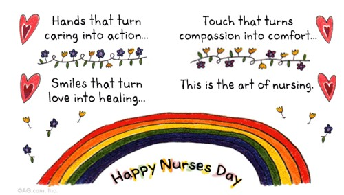 Happy nurses day quotes nurses day cards nurses day graphics qoutes m4hsunfo