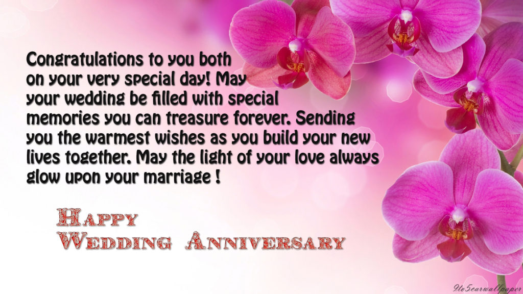 Happy Wedding Anniversary Quotes Images Wallpapers 2017