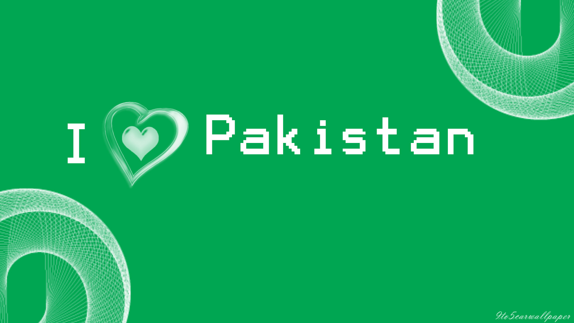 Love Wallpapers Hd 2017 : I Love Pakistan Independence Day cards & Hd Wallpapers