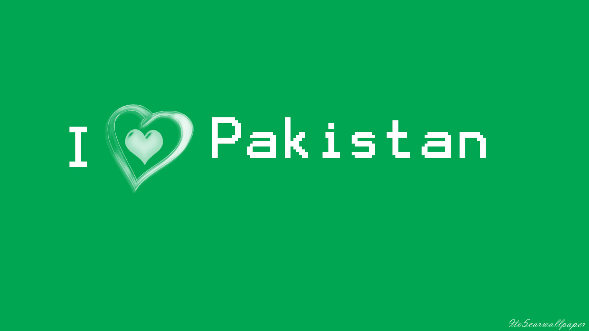I Love Pakistan Independence Day cards & Hd Wallpapers car Wallpapers
