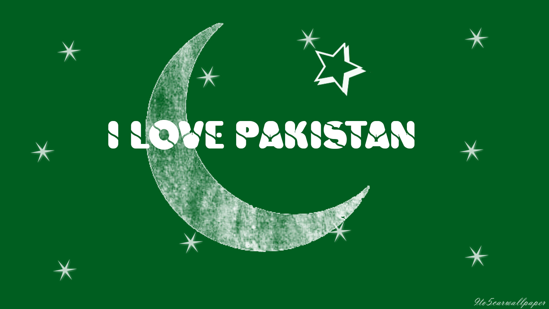 I Love Pakistan Independence Day cards & Hd Wallpapers
