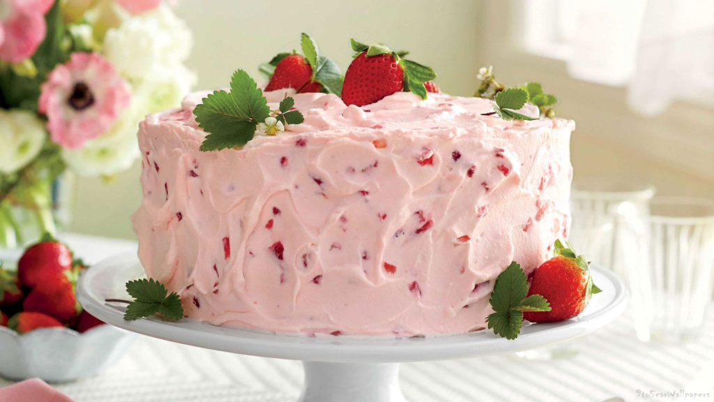 strawberry-cake-pics