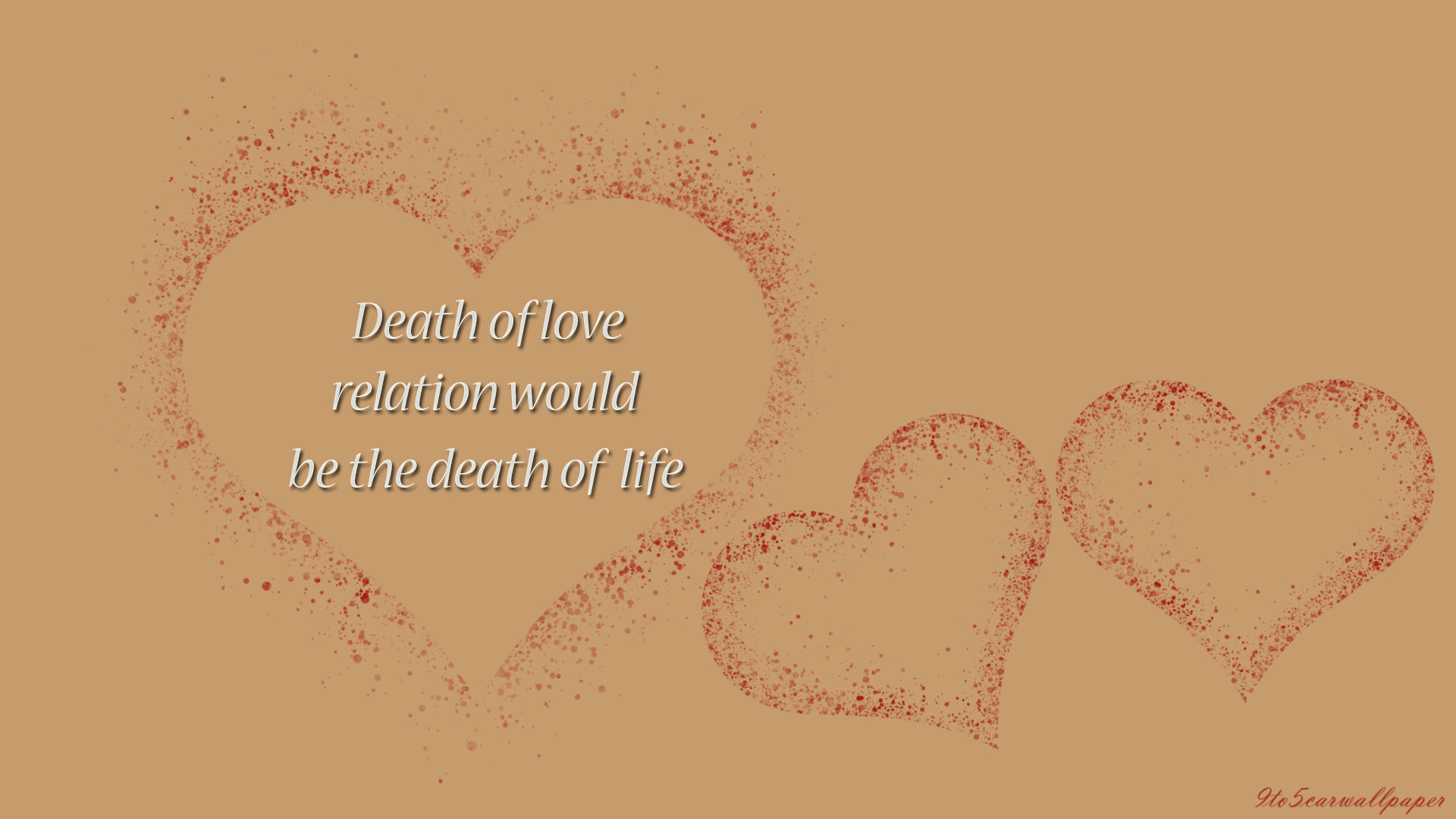 Death Of Love Sad Quotes 2017
