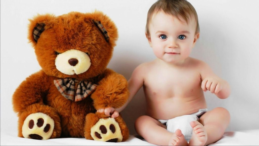 Teddy-Bear-And-Cute-Baby-Boy-Pics-wallpaper2017