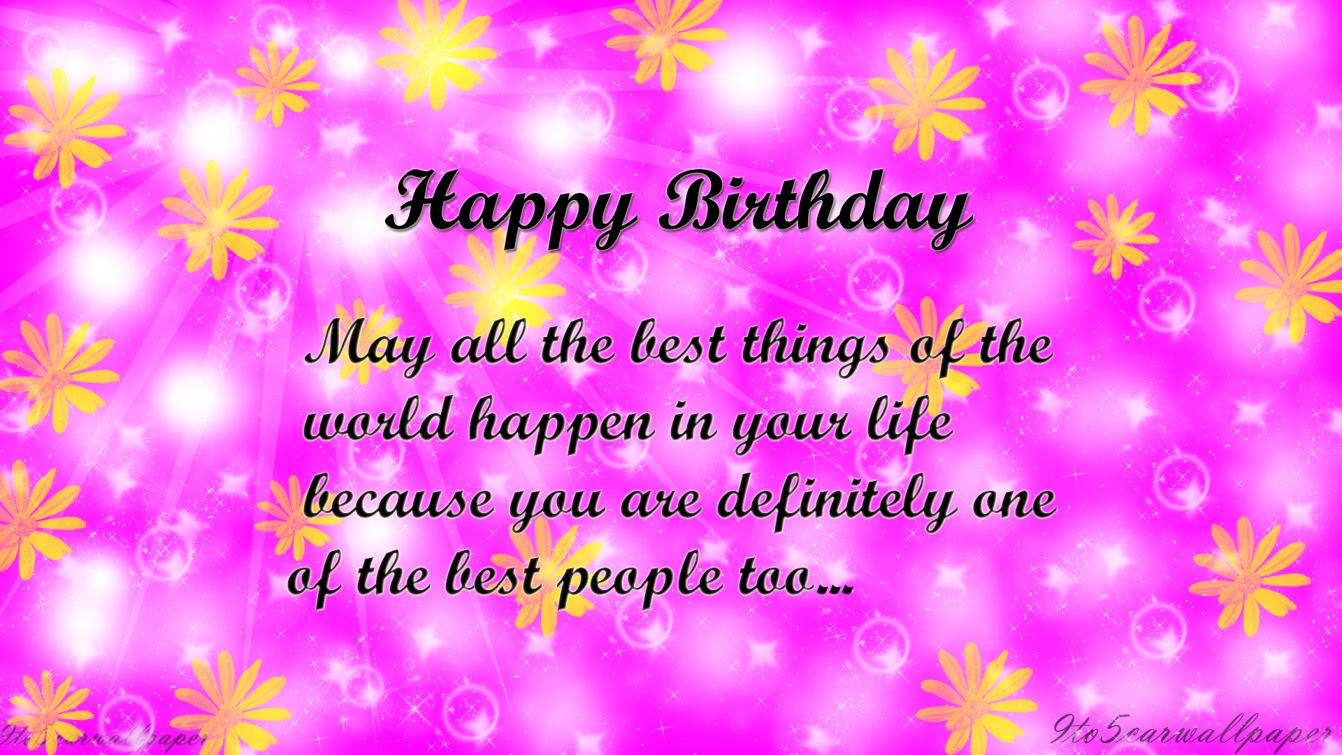 best birthday quotes images and wallpapers