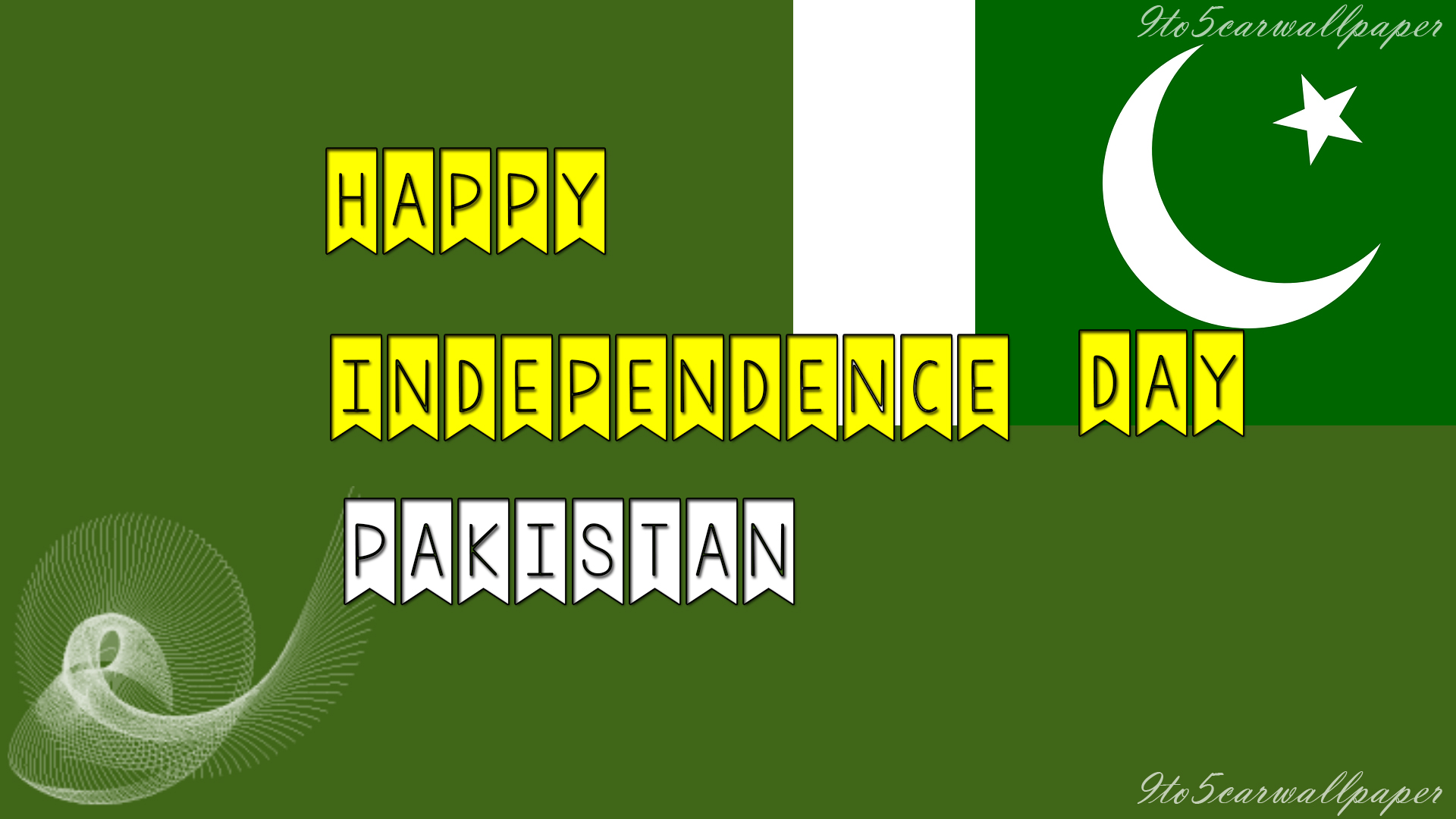 14th August Flag Of Pakistan Images 2017 My Site