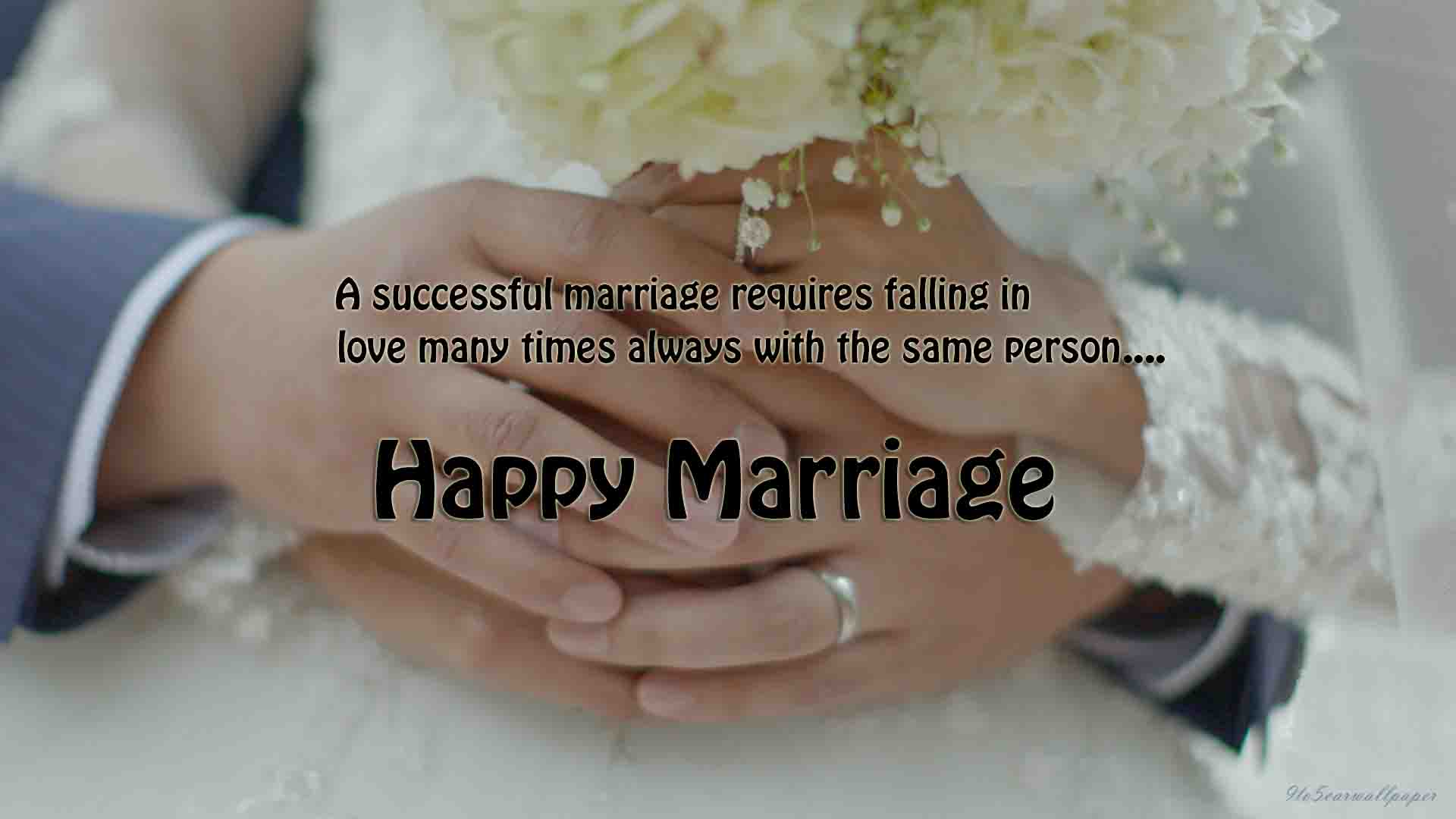 Happy Marriage Quotes Amp Sayings 2017 Images