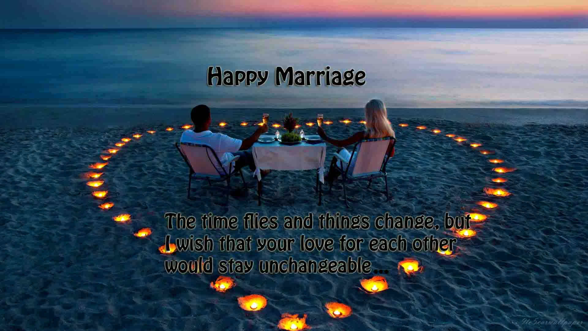 Hope You Like Them. Happy Marriage Quotes 2017 Images Wishes