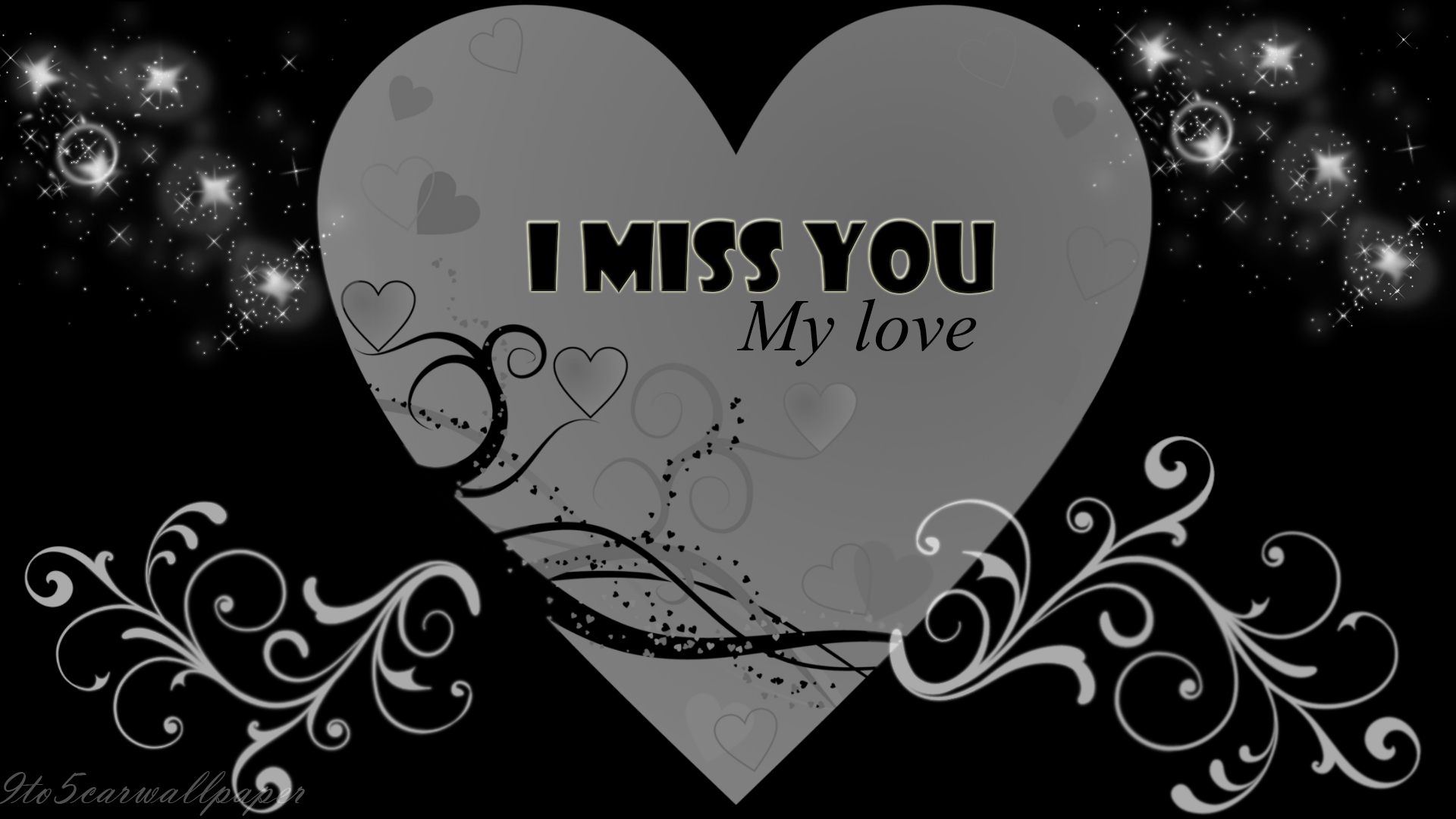 I Love You My Love Wallpaper : I Miss You Images, Quotes & Wallpapers