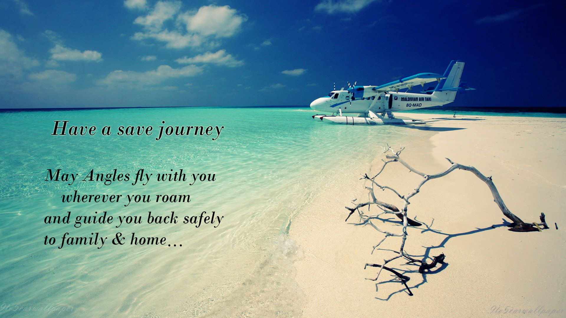 Journey Wishes Quotes Wallpapers Images 2017