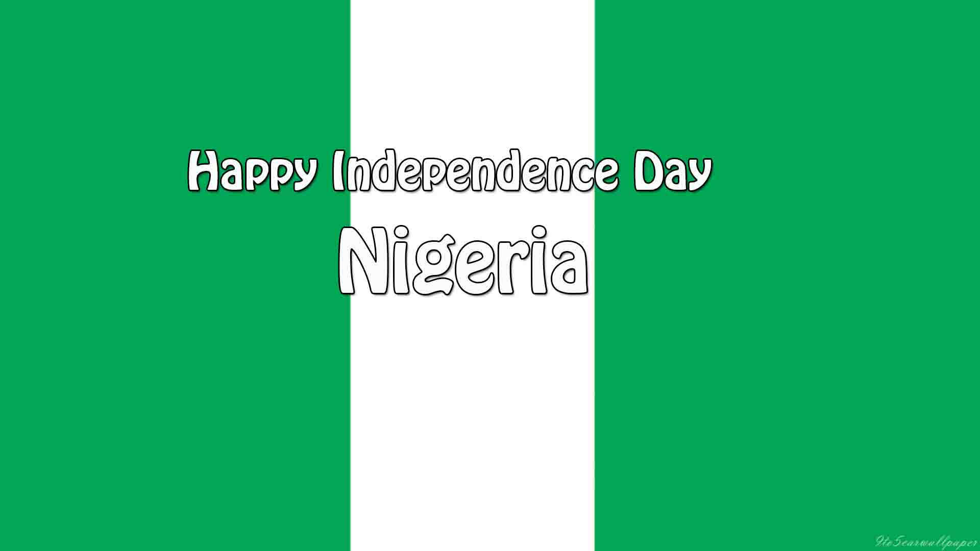 Independence Day Nigeria Flag Images And Wallpapers 2017 My Site