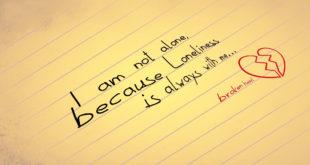 Broken Heart Sad quote