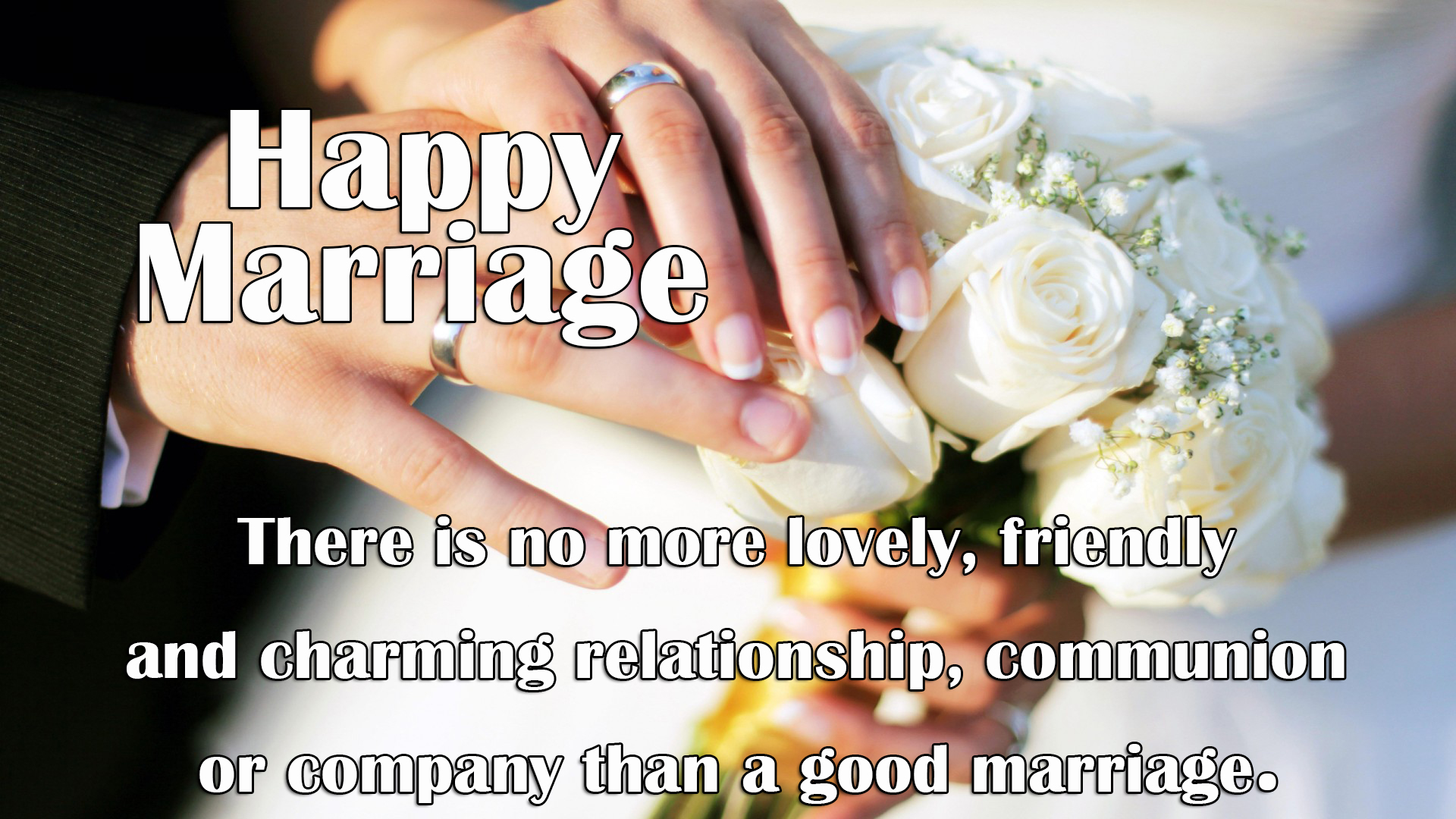 Happy Marriage Wishes Amp Quotes 2017