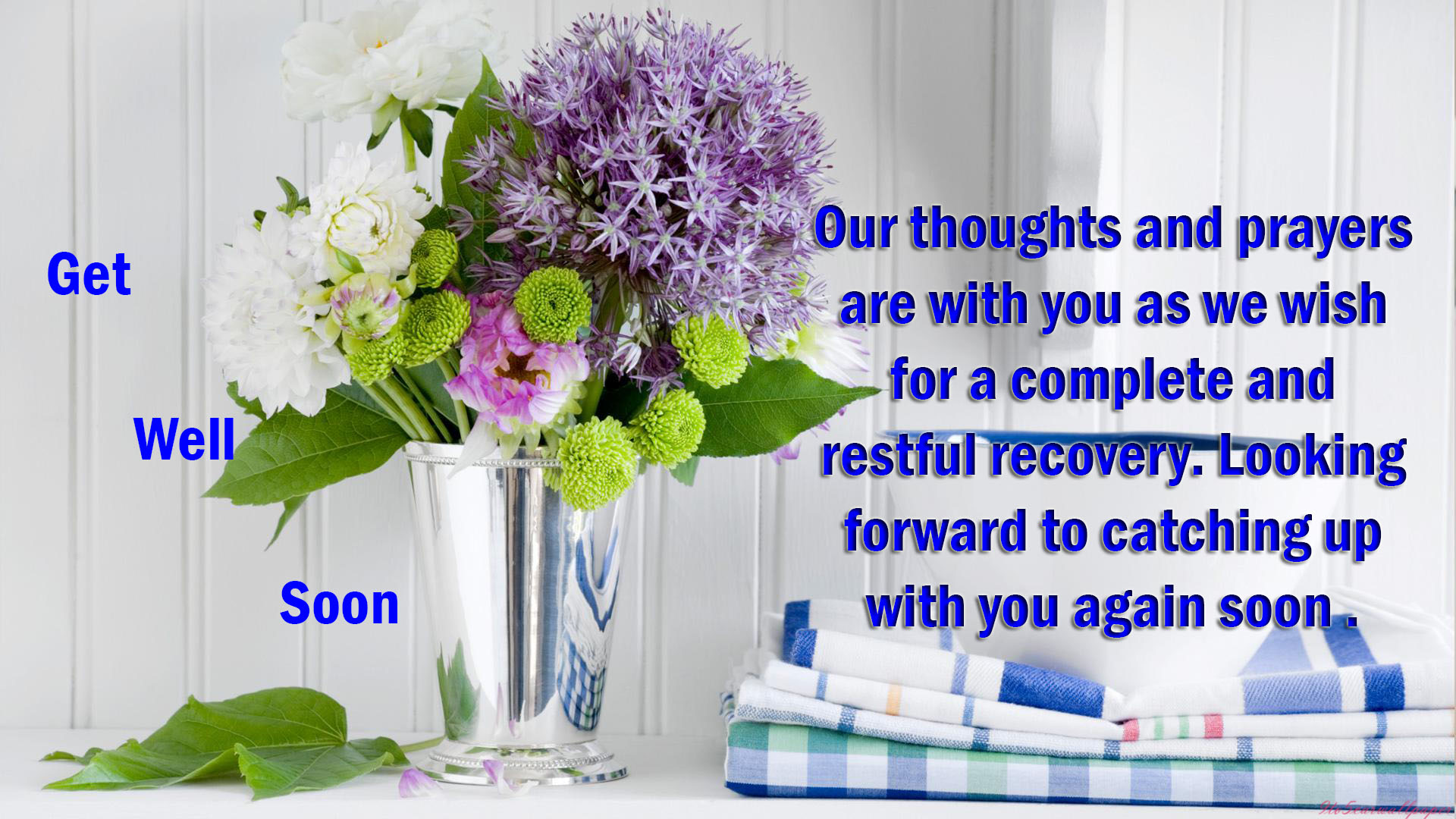 Get Well Soon Quotes & Wishes 2018 - My Site