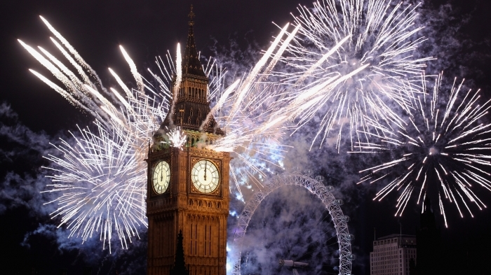 London-Eye-2018-Happy-New-Year-Clelebrations