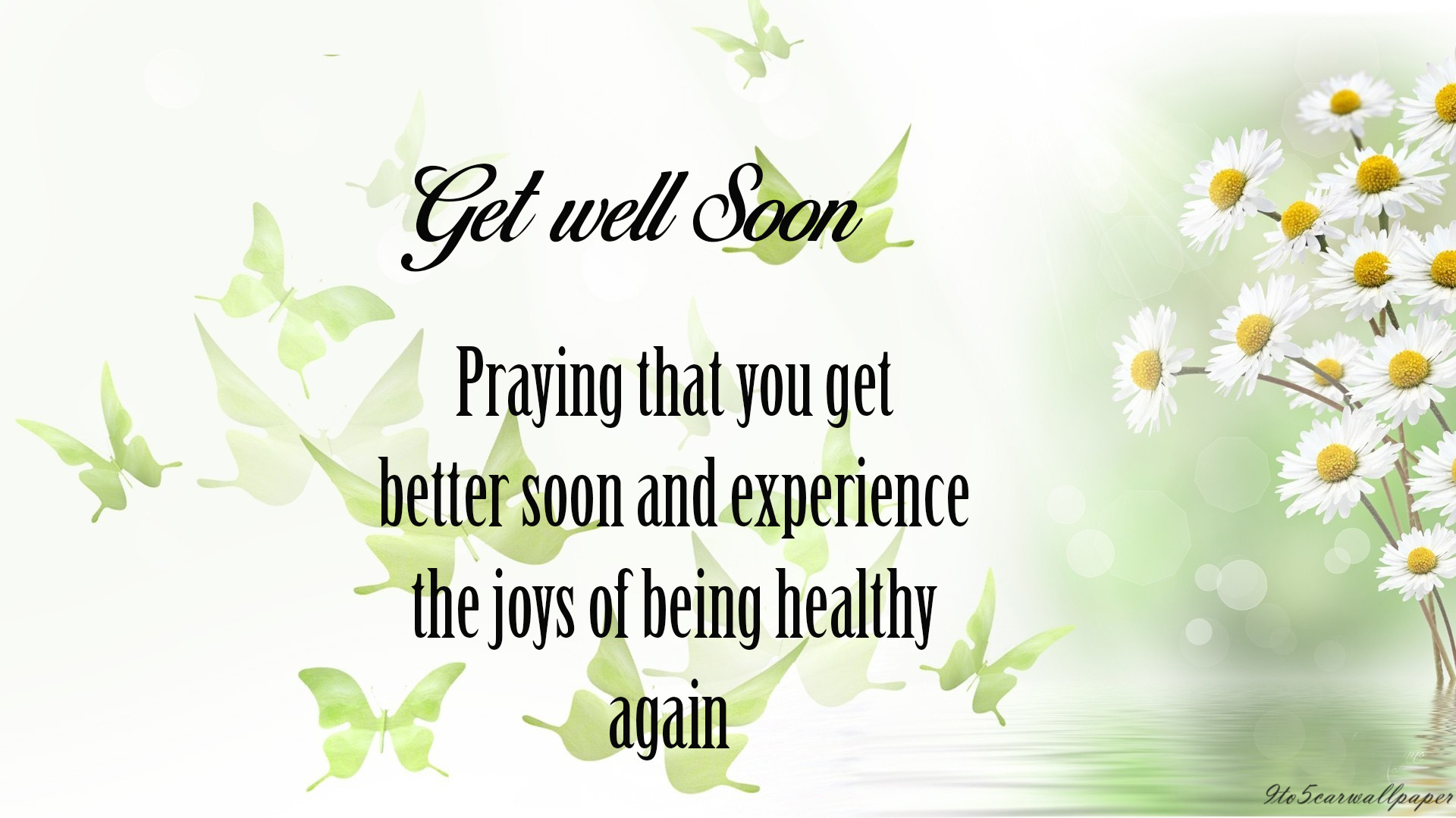 Get Better Soon Wishes & Quotes 2018