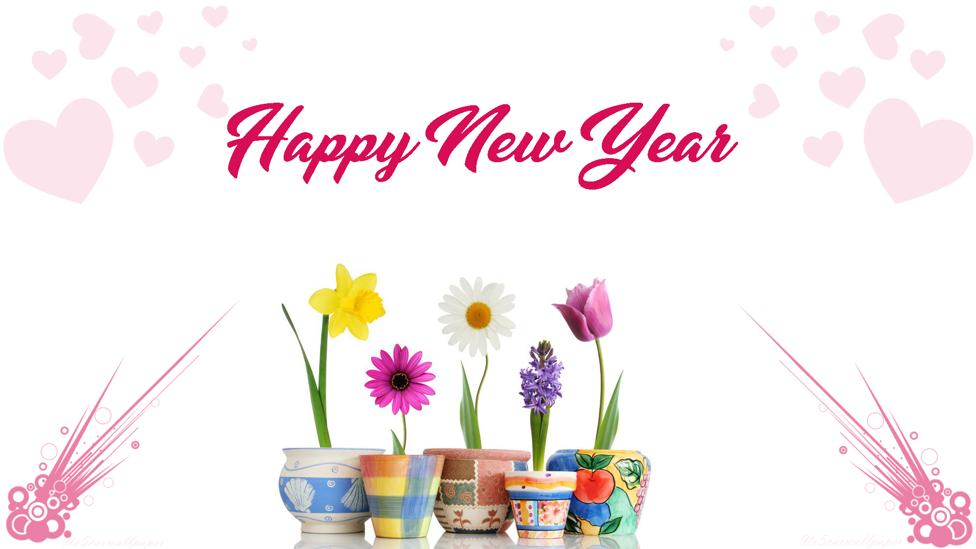 happy new year 2018 wishes  greetings images  9to5 car